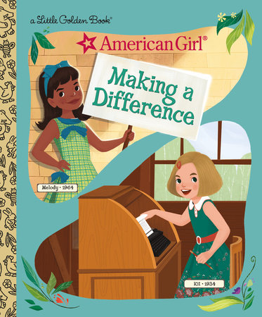 Make a Difference! (American Girl)