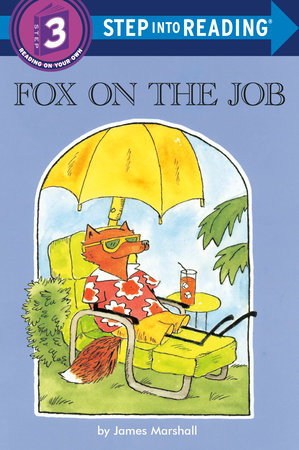 Fox on the Job by James Marshall