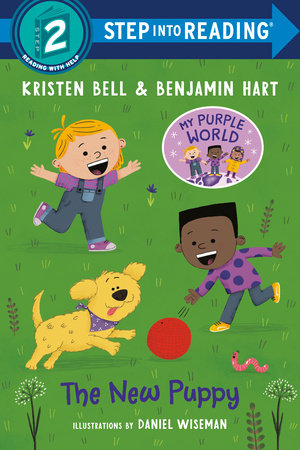The New Puppy by Kristen Bell and Benjamin Hart