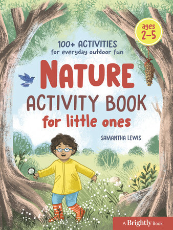 Nature Activity Book for Little Ones by Samantha Lewis