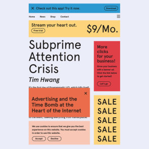 Subprime Attention Crisis