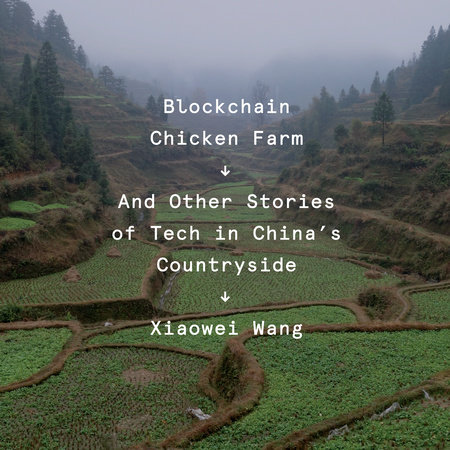 Blockchain Chicken Farm by Xiaowei Wang