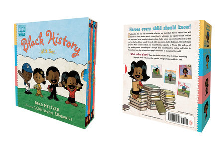 Ordinary People Change the World Black History Gift Set by Brad Meltzer