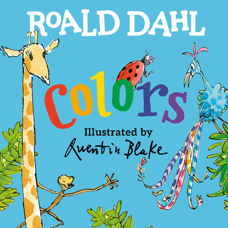 Roald Dahl Colors by Roald Dahl