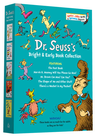 Dr. Seuss Bright & Early Book Collection Cover