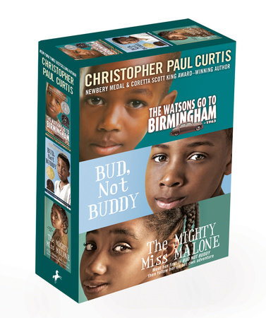 Christopher Paul Curtis 3-Book Boxed Set by Christopher Paul Curtis