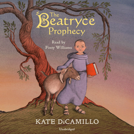 The Beatryce Prophecy by Kate DiCamillo