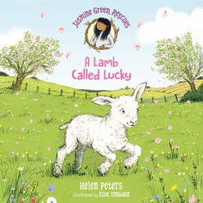 Jasmine Green Rescues: A Lamb Called Lucky