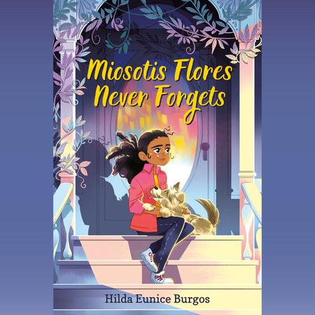 Miosotis Flores Never Forgets by Hilda Eunice Burgos