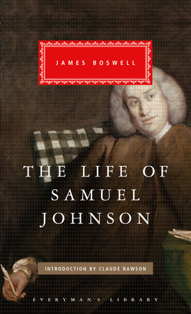 The Life of Samuel Johnson by James Boswell