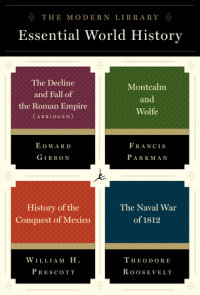 The Modern Library Essential World History 4-Book Bundle