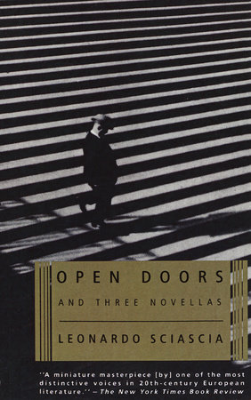 Open Doors and Three Novellas by Leonardo Sciascia