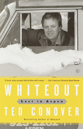 Whiteout by Ted Conover