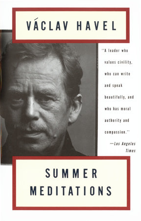 Summer Meditations by Vaclav Havel