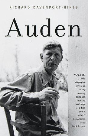 Auden by Richard Davenport-Hines