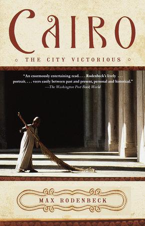 Cairo by Max Rodenbeck