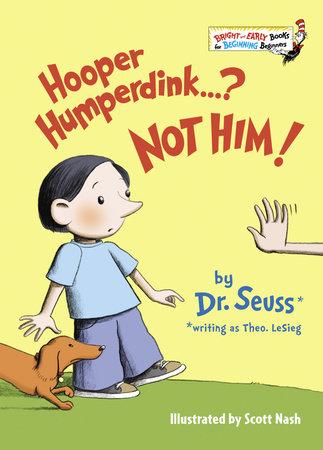 Hooper Humperdink...? Not Him! Cover