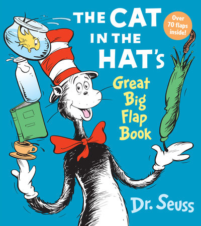 The Cat in the Hat Great Big Flap Book Cover