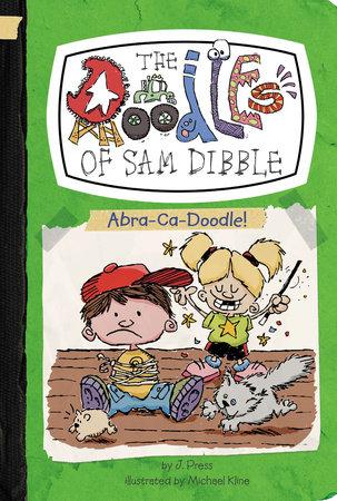 Abra-Ca-Doodle! #4 by J. Press