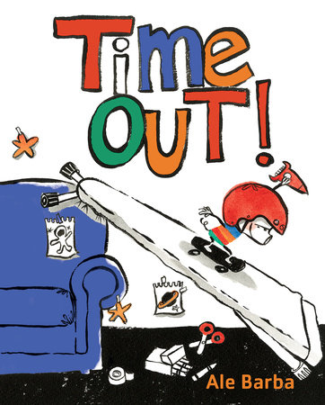 Time Out! by Ale Barba