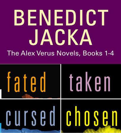 The Alex Verus Novels, Books 1-4 by Benedict Jacka