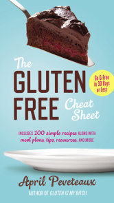 The Gluten-Free Cheat Sheet