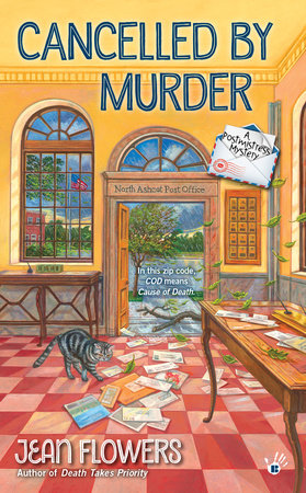 Cancelled by Murder by Jean Flowers