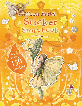 Flower Fairies Sticker Storybook