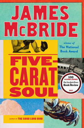 Five-Carat Soul Book Cover Picture