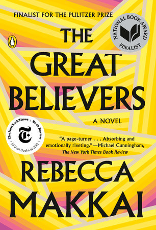 The Great Believers by Rebecca Makkai | PenguinRandomHouse
