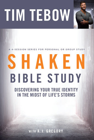Shaken Bible Study by Tim Tebow