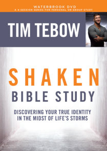 Shaken Bible Study DVD