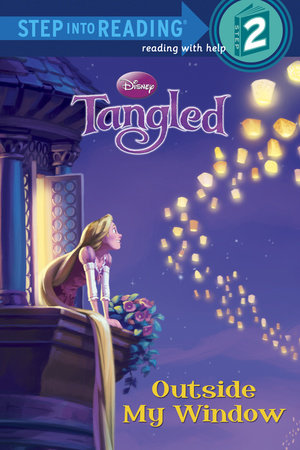 Outside My Window (Disney Tangled) by Melissa Lagonegro