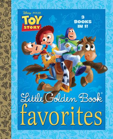 Toy Story Little Golden Book Favorites (Disney/Pixar Toy Story) by RH Disney