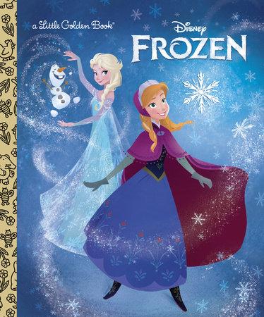 Frozen Little Golden Book (Disney Frozen) by RH Disney