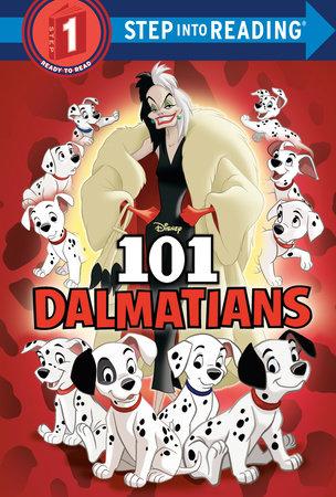 101 Dalmatians (Disney 101 Dalmatians) by Pamela Bobowicz