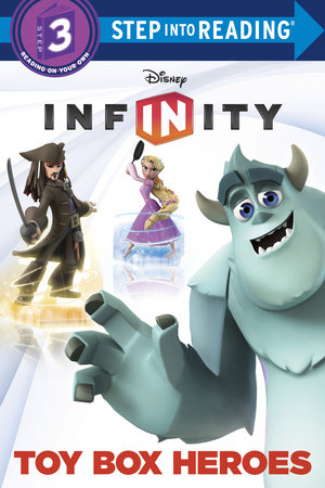 Toy Box Heroes (Disney Infinity) by Christy Webster