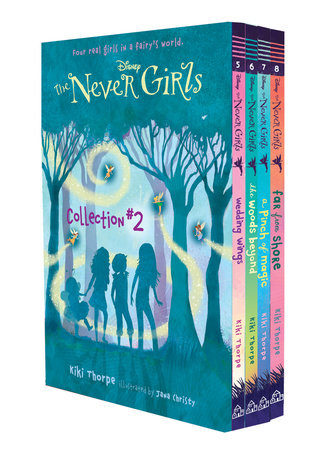 The Never Girls Collection #2 (Disney: The Never Girls) by Kiki Thorpe