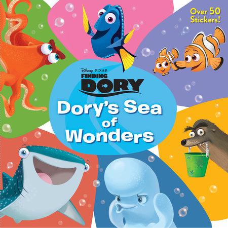 Dory's Sea of Wonders (Disney/Pixar Finding Dory) by RH Disney