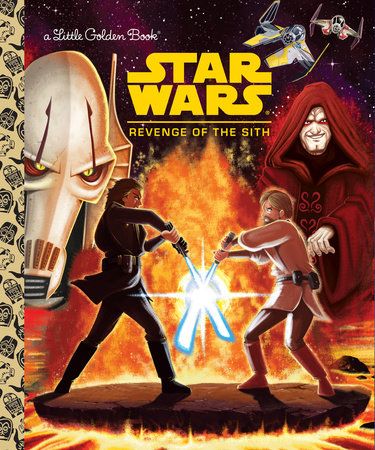 Star Wars Revenge Of The Sith Star Wars By Geof Smith 9780736435406 Penguinrandomhouse Com Books