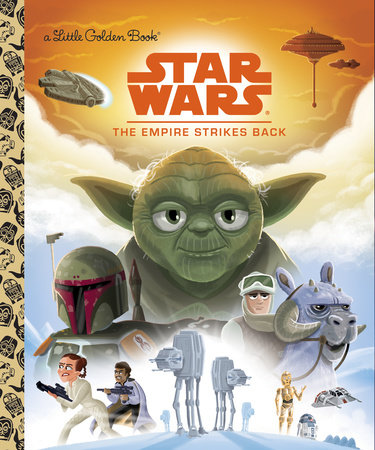 Star Wars: The Empire Strikes Back (Star Wars) by Geof Smith
