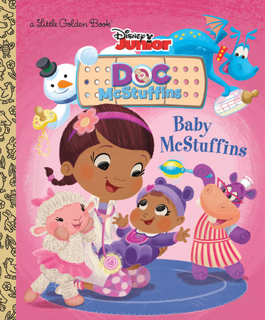 Baby McStuffins (Disney Junior: Doc McStuffins) by Jennifer Liberts