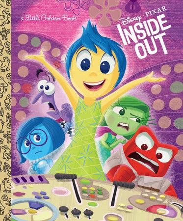 Inside Out (Disney/Pixar Inside Out) by RH Disney