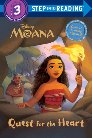 Quest for the Heart (Disney Moana) by RH Disney