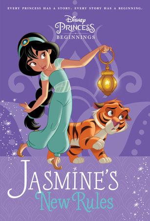 Disney Princess Beginnings: Jasmine's New Rules (Disney Princess) by Suzanne Francis