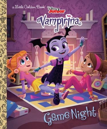 Game Night (Disney Junior Vampirina) by Judy Katschke