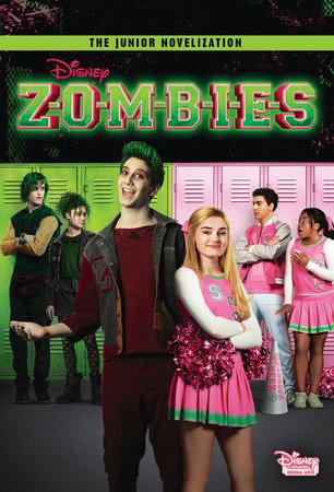 Disney Zombies Junior Novelization (Disney Zombies) by Judy Katschke