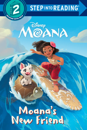 Moana's New Friend (Disney Moana) by Jennifer Liberts