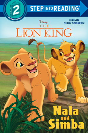 Nala and Simba (Disney The Lion King) by Mary Tillworth