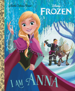 I Am Anna (Disney Frozen)